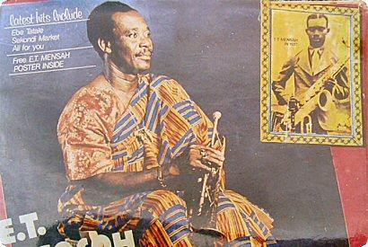 Ghana's Highlife Music Collection : E.T. Mensah