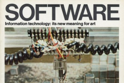 Software, Information Technology: Its New Meaning for Art, 1970