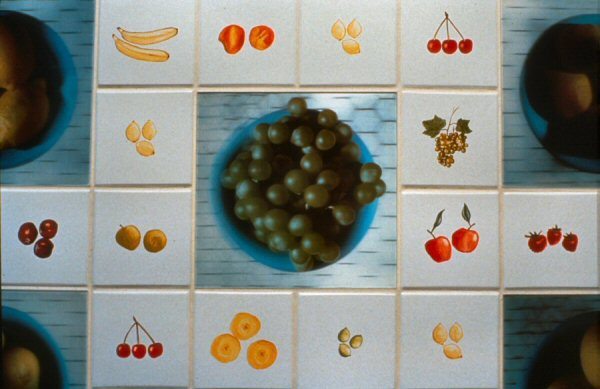 Ami Fish, Terry Maxedon, Fruit, 1993
