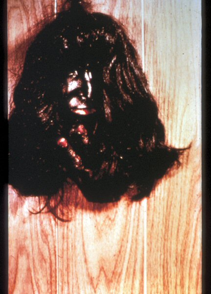 Lynn Hershman, Self-Portrait as Another Person, 1972