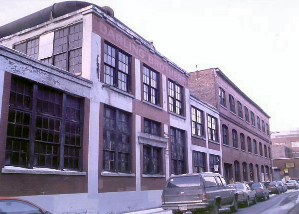 Darling Brothers Foundry