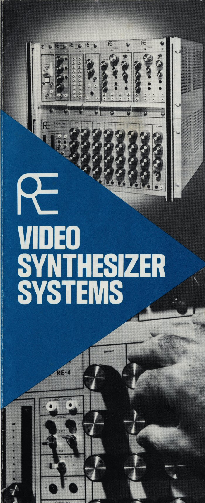 RE video synthesizer systems