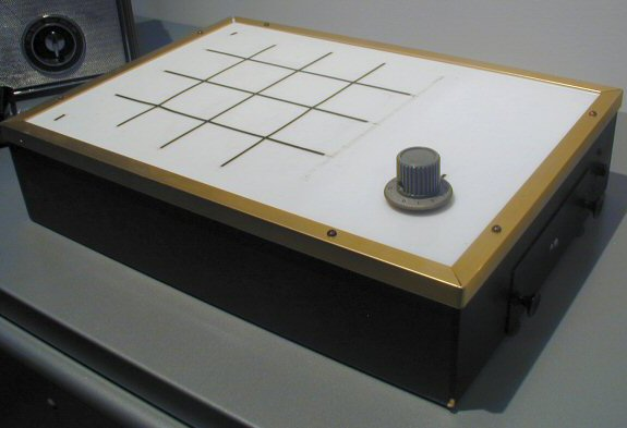 Plotting Board of the Proportional Control System