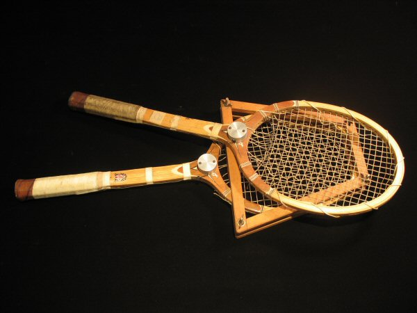Tennis Racquets Equipped with Electronic Components