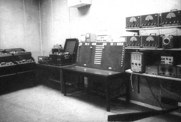 The CLAEM Electronic Music Laboratory, Buenos Aires, 1964