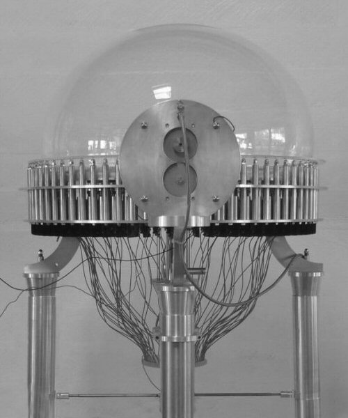 Geoffrey Smedley, The Roulette – The Organ of Chance (2012)