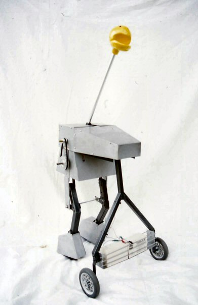 Jessica Field, Stumbling Robot, 1999