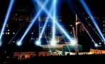 Rafael Lozano-Hemmer, Vectorial Elevation, Relational Architecture 4, 1999-2002