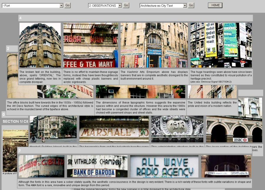 Vishal Rawlley and Kurnal Rawat, TyPoCiTy Web site