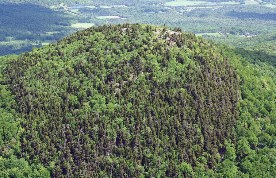 Mont Pinacle (Frelighsburg, Quebec)