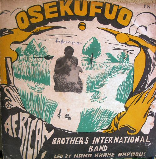 African Brothers, Osekufuo (ca 1975)