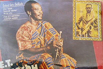 Ghana's Highlife Music Collection: Biographies and Interviews