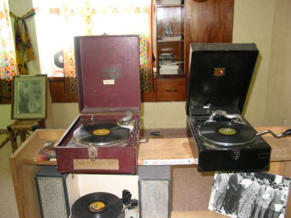 The Gramophone Records Museum and Research Centre (GRMRC)