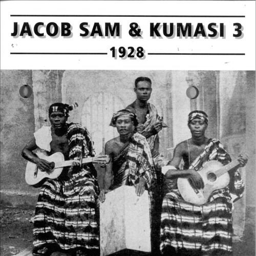 Jacob Sam & Kumasi 3, vol. 2 1928 (1995)