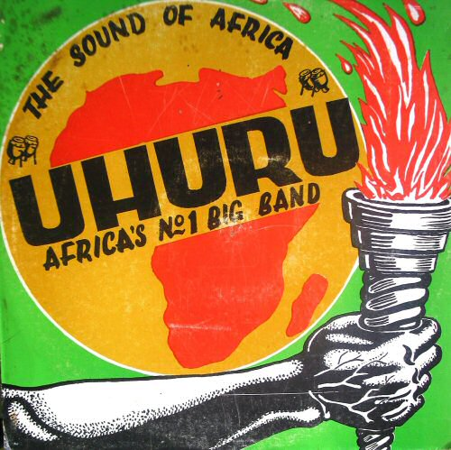 Uhuru Dance Band, The Sound of Africa (1975)