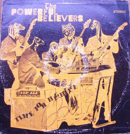 The Powerful Believers, Time for Highlife (1978)