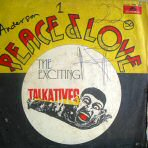 The Exciting Talkatives, Peace & Love (1977)