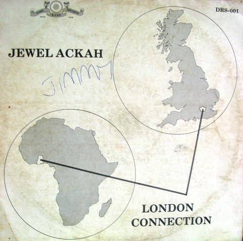 Jewel Ackah, London Connection (1984)