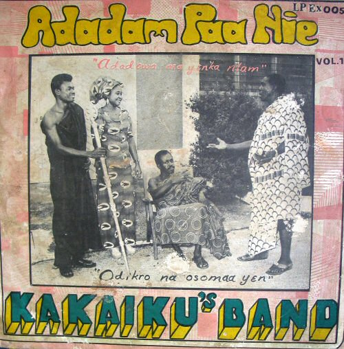 Ghana's Highlife Music Collection : Kakaiku