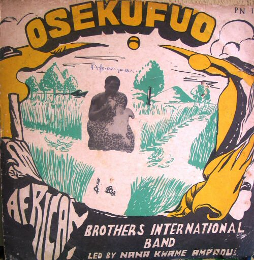 African Brothers Band (International), Osekufuo (ca 1971)