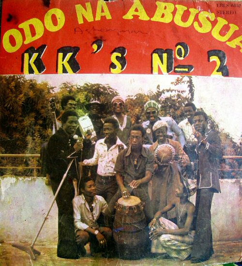 K.K.'s No. 2 Band, Odo Na Abusua (1976)