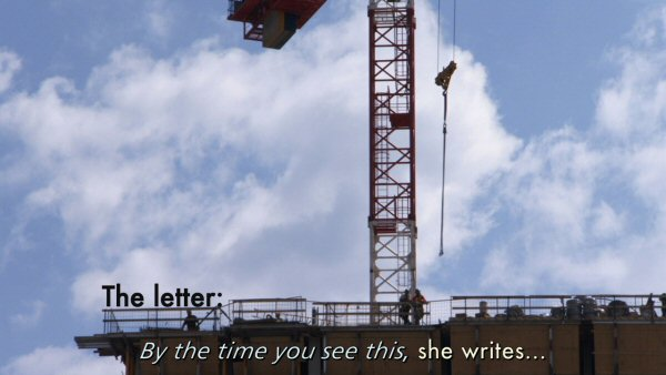 Vera Frenkel, ONCE NEAR WATER: Notes from the Scaffolding Archive (2008–2009)