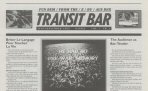 """...from the Transit Bar"""