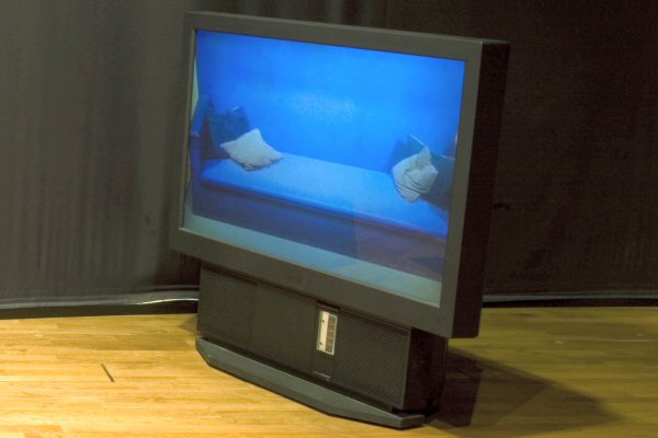 Telematic Vision at the Museum of Communication, 2007